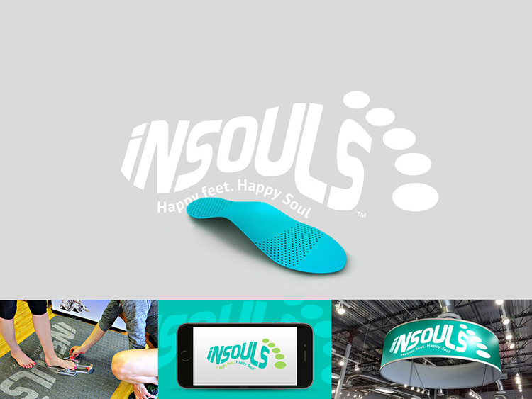 InSouls Logo Design